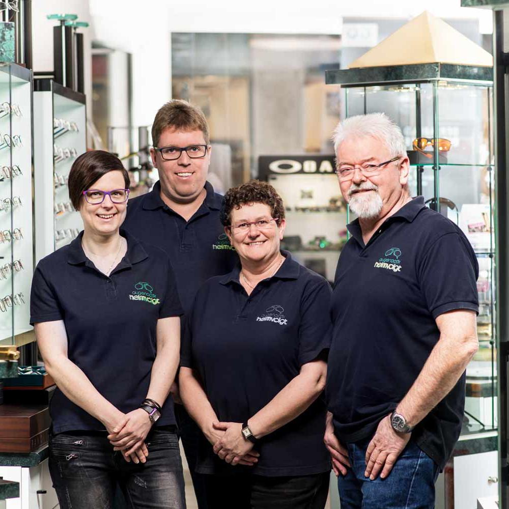 Team der Augenoptiker von Augenoptik Helmvoigt in Gotha