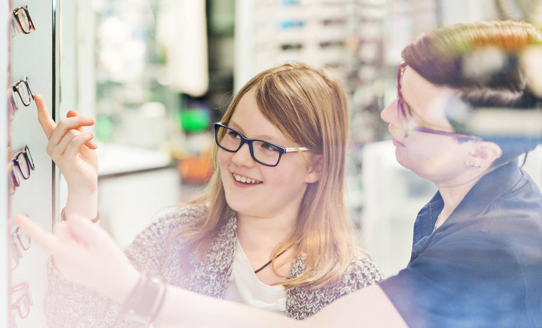 Große Auswahl an Brillen bei Optiker in Gotha